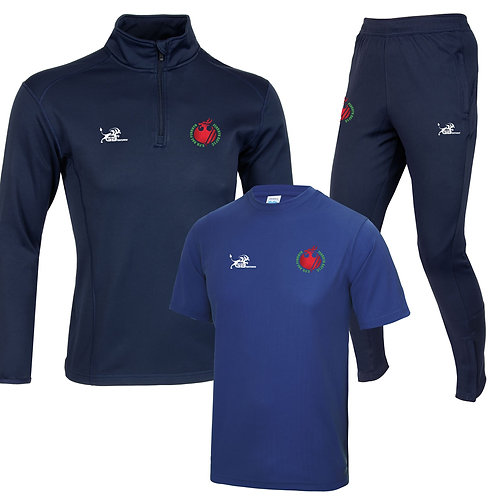 Match Day Tracksuit & T-Shirt Package