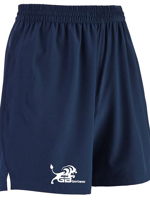 0671 Pro Training Shorts Navy