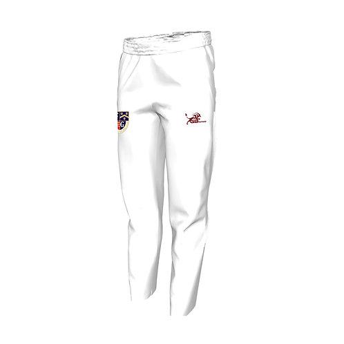 White Bowls Trouser
