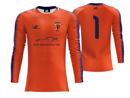 GK Match Shirt (RJE Automotive Ltd Sponsor)