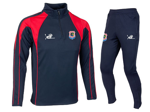 First Team Tracksuit Package