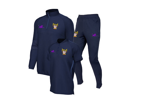 Match Day Tracksuit Package with polo