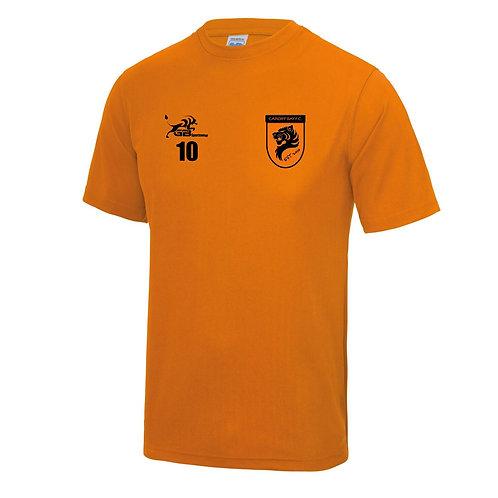 Orange Pro T-shirt