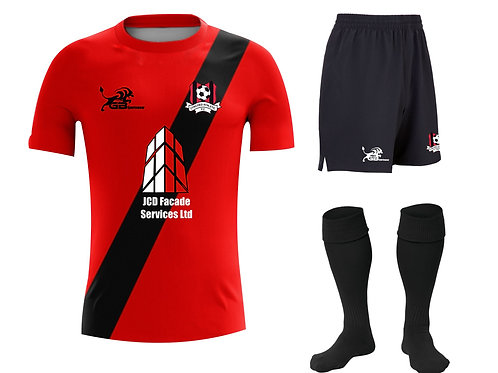 Official Match Kit Package