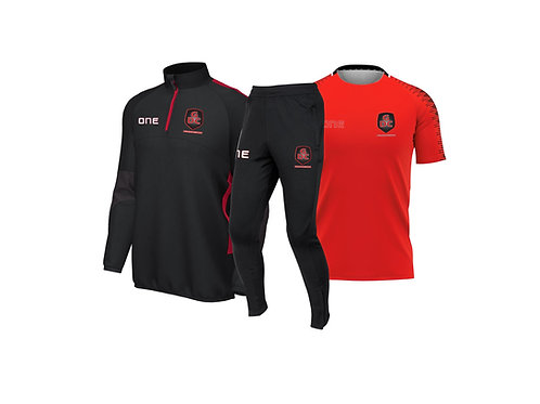 Tracksuit Package with T-Shirt