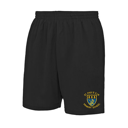 Pro Sports short black