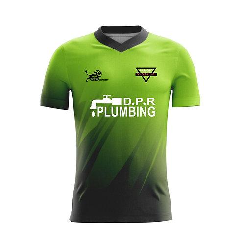 Bargoed YMCA Match Goalkeeper Shirt