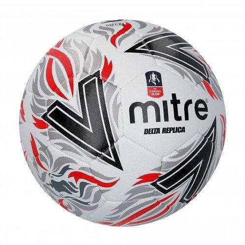 Mitre Delta Replica FA Cup Training Football