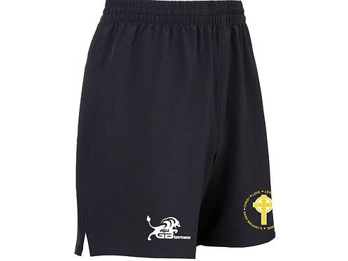 Pro Sports short black