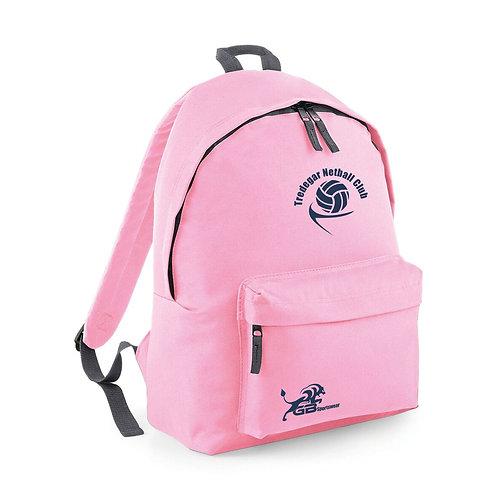 Pink Back Pack
