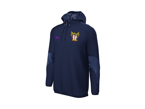 Pro Elite Hooded 1/4 Zip  Jacket