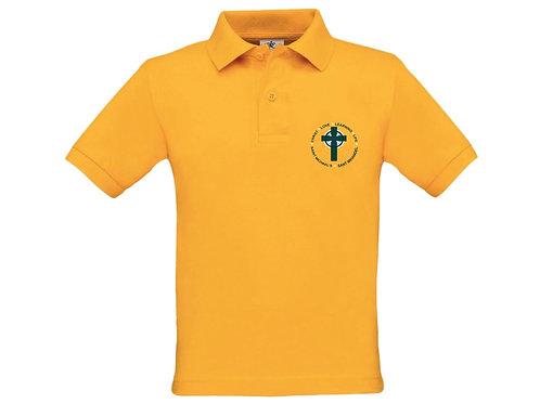 Gold School Polo
