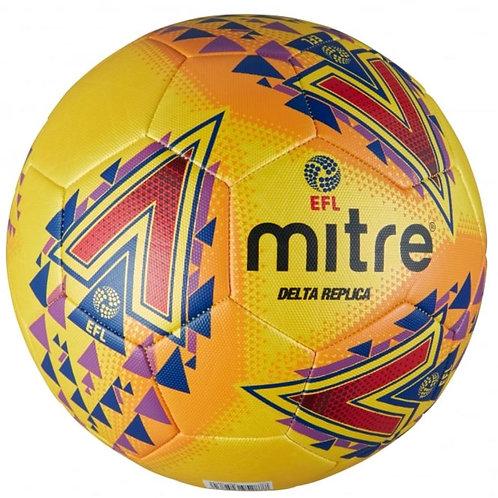 Mitre Delta Replica Training Football
