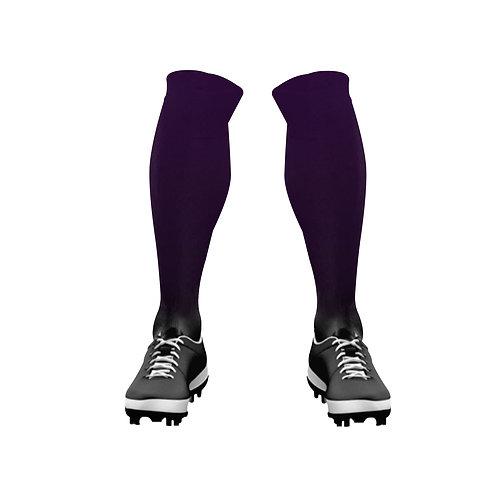 Outfield Match Socks (Purple)