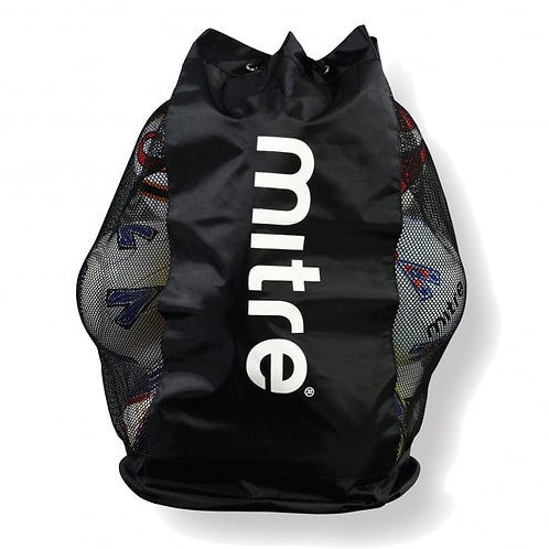 Mitre Mesh Ball Bag (Holds 12 Balls)
