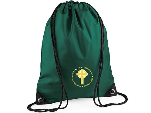 School Draw String Bag