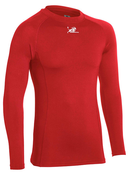0284 All Purpose Baselayer Red