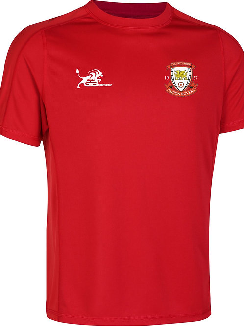 Match Day Performance FabricPanel Tee