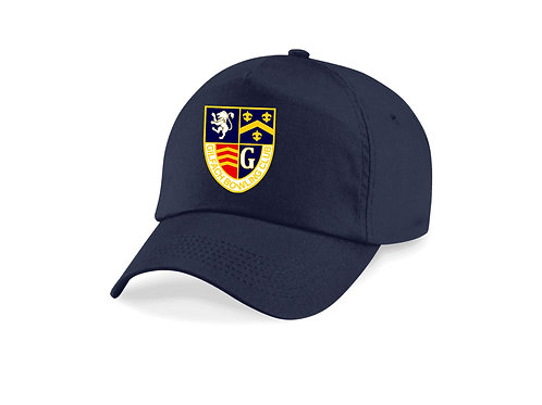 Club Cap with embroidered logo
