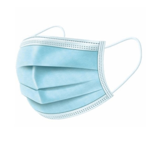 3-ply surgical face masks type IIR – 50 Pack