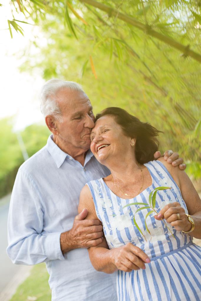 Pedro e Maria - 60 anos de Casados