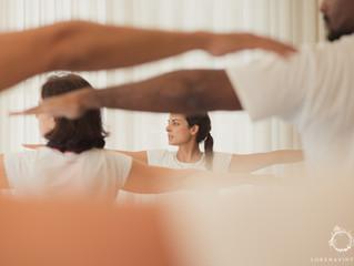 Yoga, fotografia e resiliência