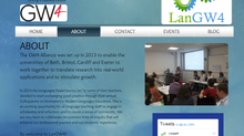 Launch: LanGW4's new website