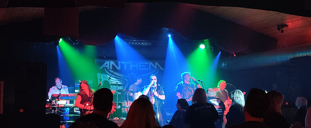 Anthem Band on Stage