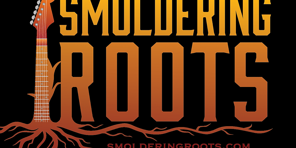 NYE Celebration with Smoldering Roots - NO Cover