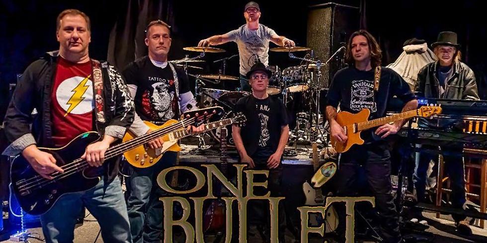 One Bullet rocks Forster's