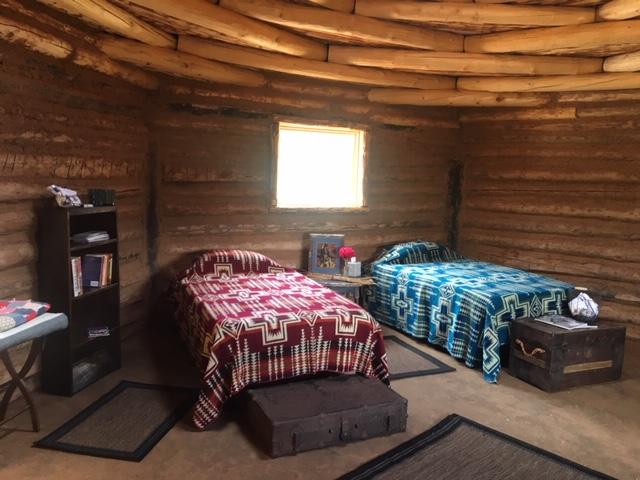 Guest sleeping quarters