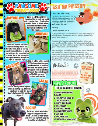 Happy Tails Magazine Issue 4