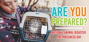 National Animal Disaster Prepardeness Day