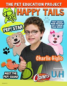 Happy Tails Magazine