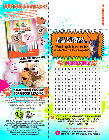 Happy Tails Issue 5