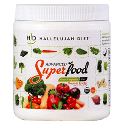 Advanced Superfood, Greens and Vegetable (Plain)