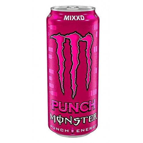 Monster Mixed Punch