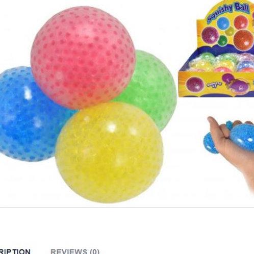 Approx 6-7cm Squishy Ball.