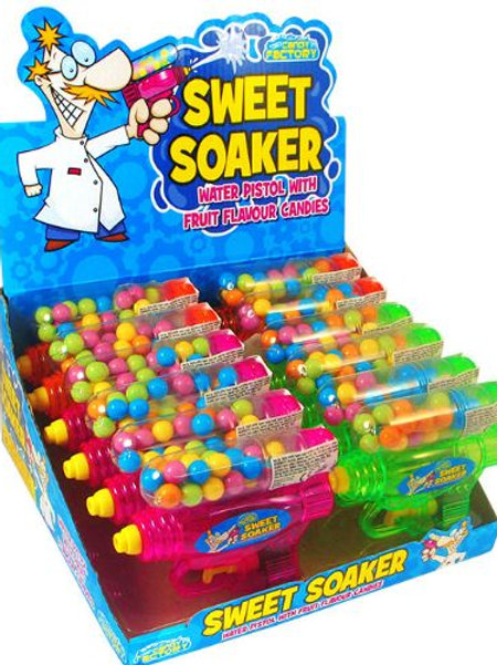 Sweet Soaker Candy Filled Toy