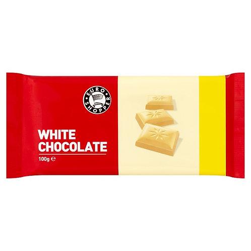 Happy Shopper White Chocolate Bar
