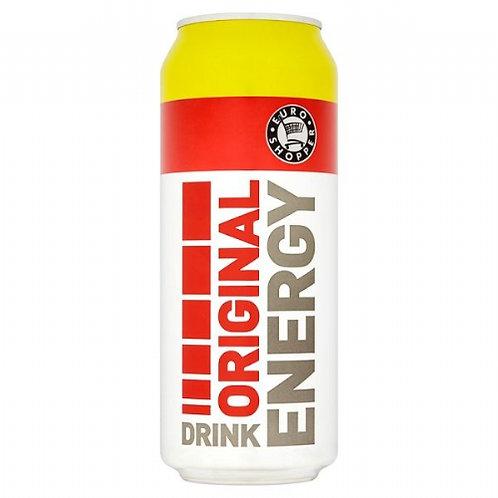 Happy Shopper Energy Drink