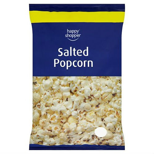 HAPPY SHOPPER SALTED POPCORN