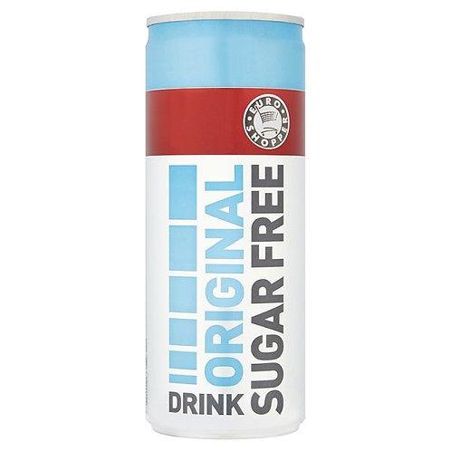 Happy Shopper sugar free energy drink