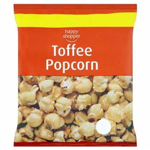 HAPPY SHOPPER POPCORN TOFFEE