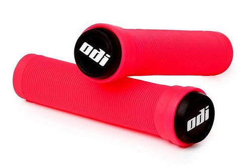 ODI Softie Grips LE - Flame Red