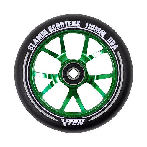 SLAM VTEN 110mm WHEEL GREEN