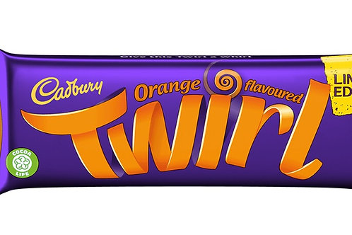 Cadbury's orang twirl is back