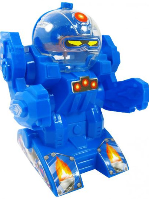 SUPER ROBOT WARRIOR TOY WITH CANDY