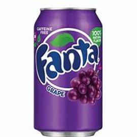 American Fanta Grape Flavour