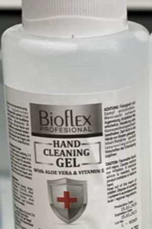 Bio flex Hand gel 70% Alcohol